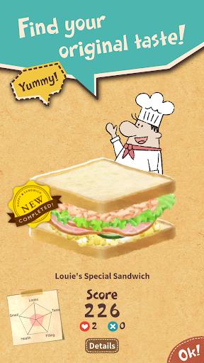 Happy Sandwich Cafe 1.1.5 screenshots 2