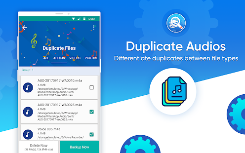 App Duplicate Files Fixer and Remover APK for Windows Phone