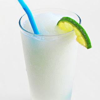 Frozen Coconut Limeade.