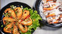 蝦大將鮮蝦料理