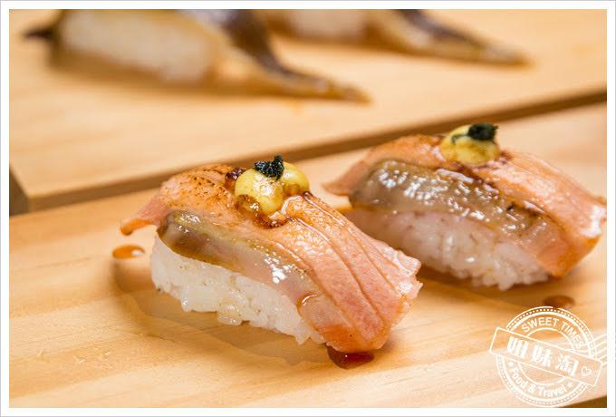 豐日式居酒屋炙燒鮭魚