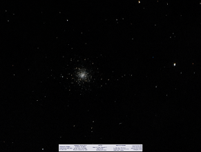 Photo: For my crawling along Messier collection. I'm not 5 short of a full list. h/t to my special wife +Sondra Phillipsfor keeping the kids happy while I grabbed a narrow window of time and gap in the clouds. The only one we've had in 2 plus weeks now! I shot M69 and M70 in wide field but am not too happy with those, but they count. The only ones I have left are: M30 M55 M73 M75 M72 Mostly all Glob(e)ular clusters....zzzzz