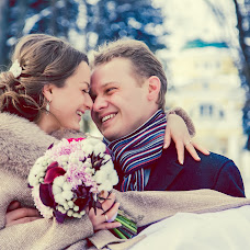 Wedding photographer Elena Trubina (trubiel). Photo of 16.02.2014