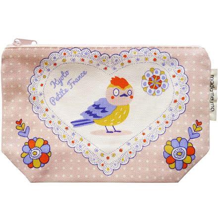Madame Mo - Pennfodral Fågel