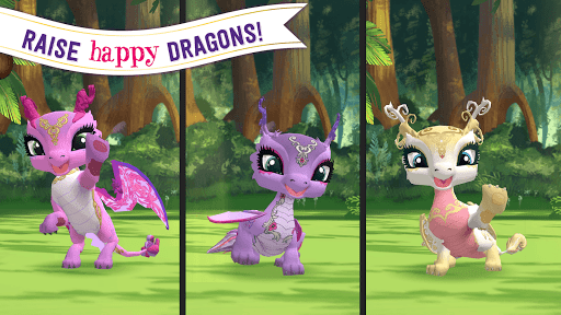 Baby Dragons: Ever After High™ screenshot 1
