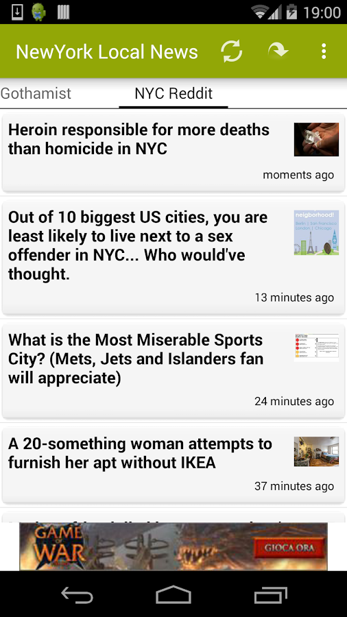 NYC - New York City News- screenshot