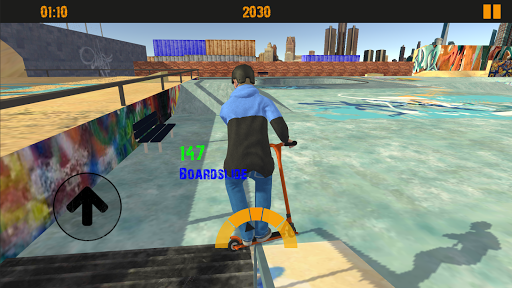 Scooter FE3D 2 1.07 screenshots 1