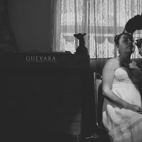 Wedding photographer Sergio Guevara zárate (SergioGuevaraZ). Photo of 01.08.2016