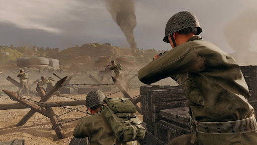 BATTLE OF SURVIVAL :Battlegrounds Strike Sniper 1.0 screenshots 5