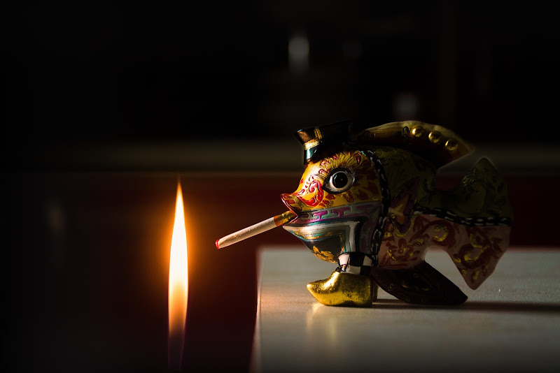 Io che son pesce e pure bucaniere. di TzukiMidori