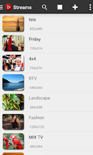 VXG StreamLand Pro Screenshot