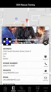 CDS Rescue Training- screenshot thumbnail