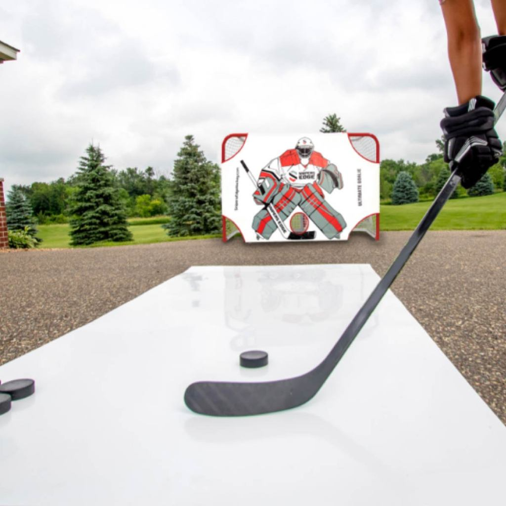 3 Tricks For a Hockey Shooting Pad