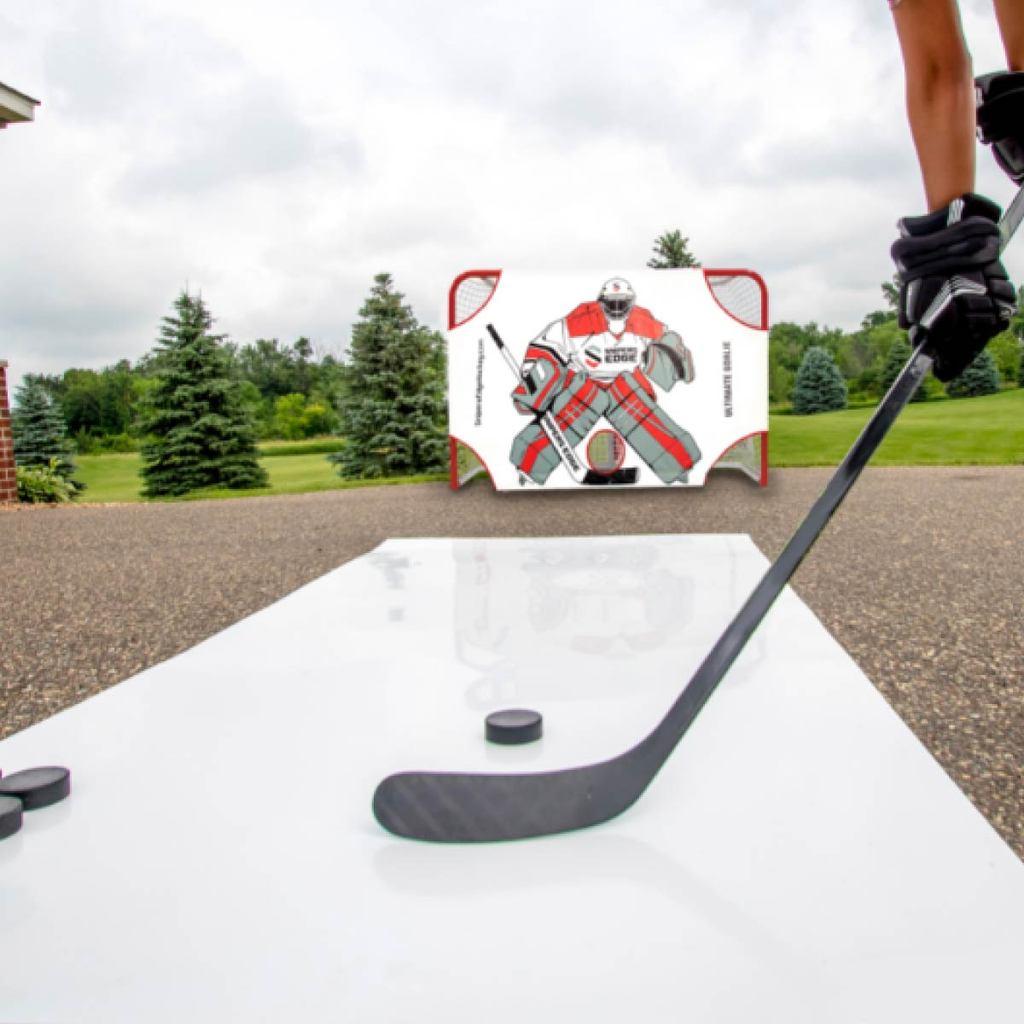 3 Tricks For a Hockey Shooting Pad