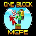 One Block for Minecraft PE icon