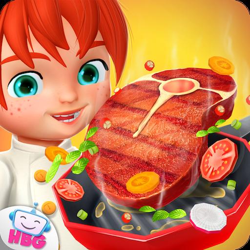 Crazy Cooking Steak Maker 3D