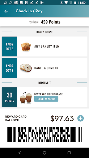 Caribou Coffee 3.5.0 screenshots 2