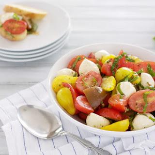 Caprese Salad Crostini