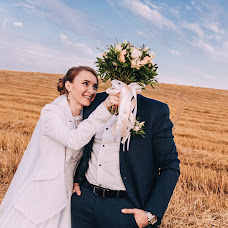 Wedding photographer Alena Babina (yagodka). Photo of 12.09.2018