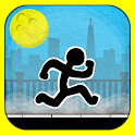 Stick City Run: Running Game icon