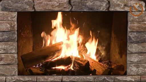 Live Fireplace : Sleep & Relax screenshot