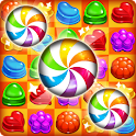 Candy Amuse: Match-3 puzzle icon