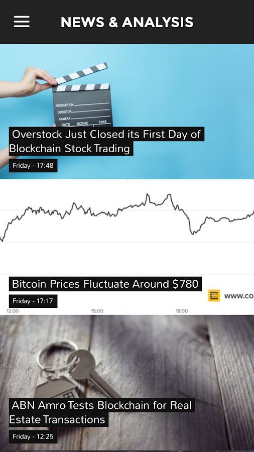 Ethereum, Bitcoin Price + News- screenshot