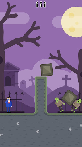 Mr Bullet - Spy Puzzles apkpoly screenshots 4