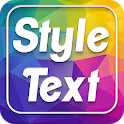 Stylish Fonts Free, Text Repeater & Chat Styles icon