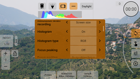 mcpro24fps – professional video recording app v036 [Paid] 5