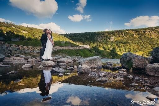 Fotograf ślubny Szymon Zdziabek (szymon). Zdjęcie z 28.10.2016