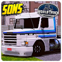 Sons para World Truck Driving Simulator icon