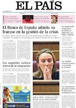 Photo: El Banco de España admite su fracaso en la gestión de la crisis, un magistrado progresista presidirá el Supremo y el Poder Judicial, los rebeldes arrecian su acoso en la batalla de Damasco, los españoles vuelven al tren de la emigración y los funcionarios que ganen menos de 962 euros recibirán la extra. http://srv00.epimg.net/pdf/elpais/1aPagina/2012/07/ep-20120718.pdf