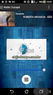 Rádio Duzapê - náhled