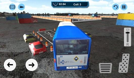Bus Parking Simulator - náhled