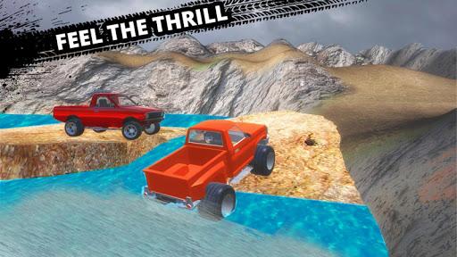 玩免費模擬APP|下載4x4卡车赛车越野冒险终极驱动器 app不用錢|硬是要APP
