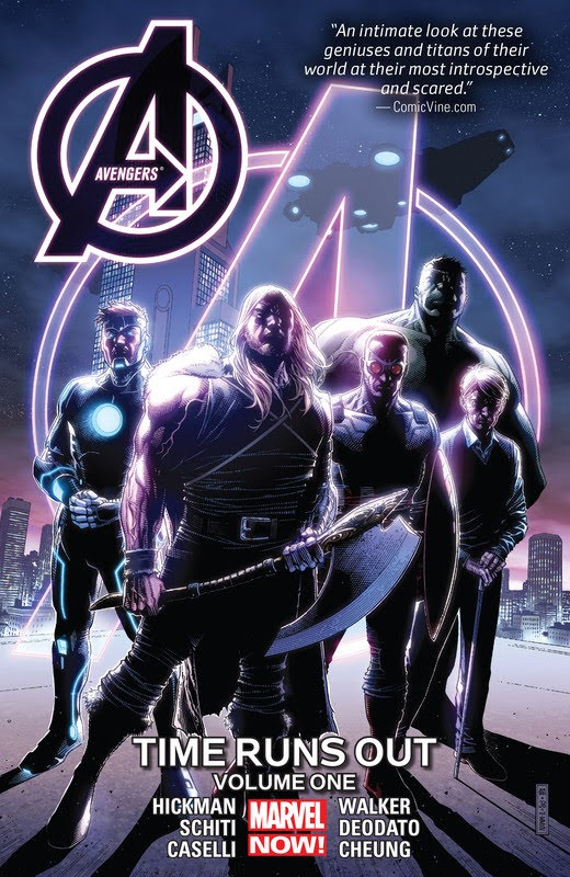 Avengers: Time Runs Out (2015) - complete