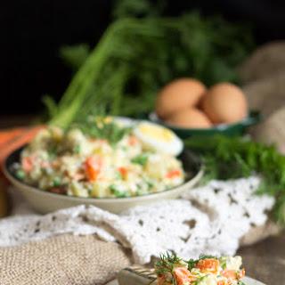 Green Pea Salad Mayonnaise Recipes