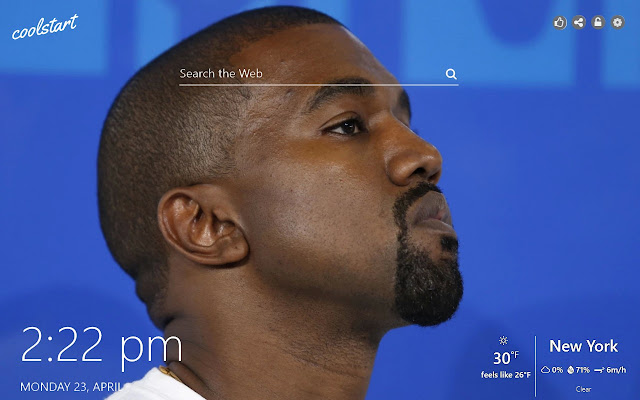 Kanye West HD Wallpapers Hip Hop Music Theme