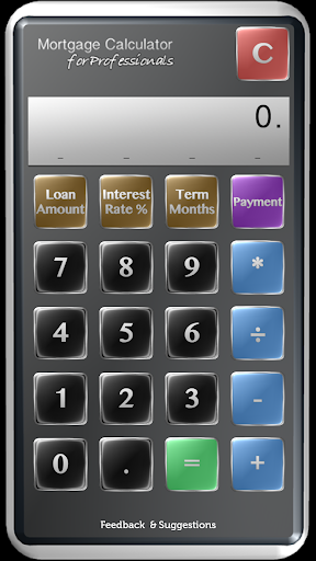 Mortgage Calculator for Pros