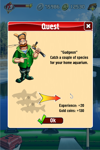 Pocket Fishing apkpoly screenshots 19