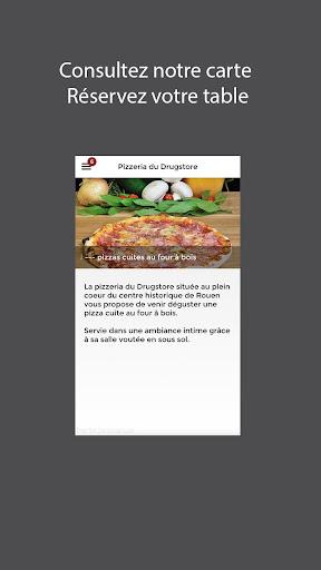 Pizzeria du Drugstore