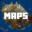 Mapas para Minecraft PE icon
