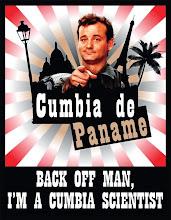 Photo: Back Off Man, I am a Cumbia Scientist