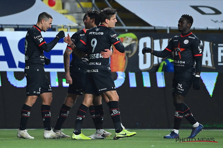 Pro League : Zulte Waregem s'accroche dans la course à l'Europe