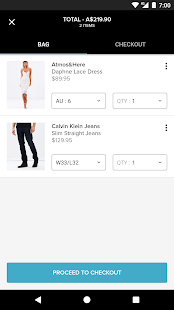 THE ICONIC – Fashion Shopping- screenshot thumbnail