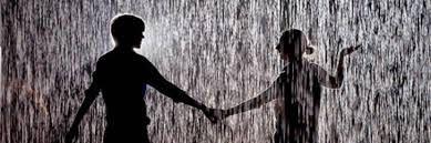 Hoe je leert dansen in de regen