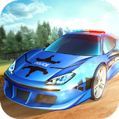 San Andreas Hill Police 2017 Android APK Download Free By Fun Blocky Games