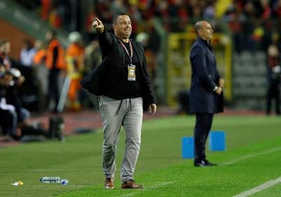 Le coach de Chypre Ben Shimon décrit l'état d'esprit à adopter contre la Belgique