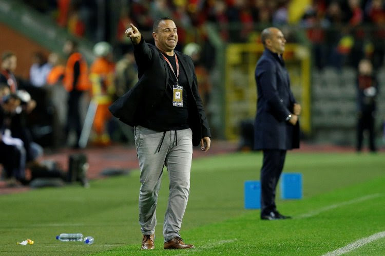 """Cypriotische bondscoach: """"Fantastisch om te zien dat België steeds beter wordt"""""""